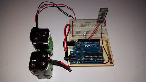 LED intensity with Arduino and PC | Arduino, Netduino, Rasperry Pi! | Scoop.it