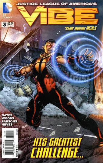 Vibe To Appear In The CW Flash Series?   FlashTVNews   CW's The Flash   Scoop.it