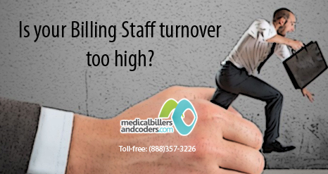 Is your Billing Staff turnover too High? | Medical Billing Services | Scoop.it