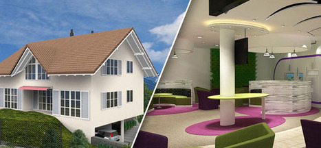 3D Modeling of Buildings – Evolution of the AEC Industry and Changing Trends   CAD Outsourcing Services   Scoop.it
