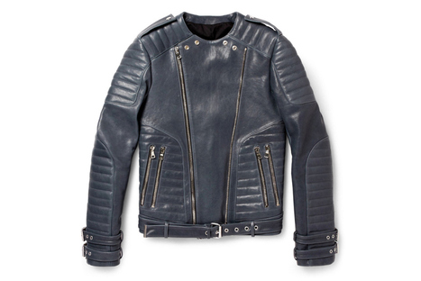 Balmain Leather Biker Jacket - Emag.co.uk | Leather Corporate wear Tips | Scoop.it