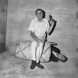 Photographer Roger Ballen: 'I can live with myself' | a photographer's life | Scoop.it