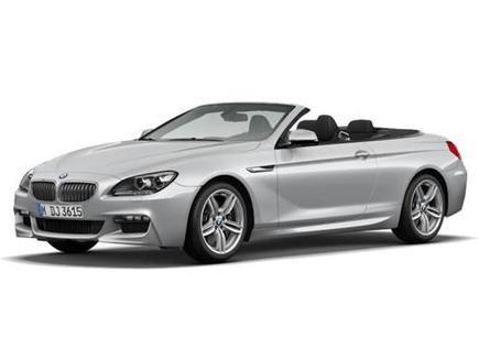 BMW 6 SERIES CONVERTIBLE 640i SE 2dr Auto Lease | Car News | Scoop.it