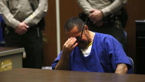 Man in prison for 16 years in 'teardrop rapist' case has conviction tossed | SocialAction2015 | Scoop.it