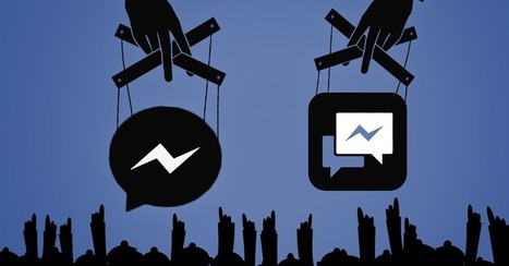 Facebook's Not Messing Around: Messenger Will Be the Only Way to Chat on Mobile | Web 2.0 journalism | Scoop.it