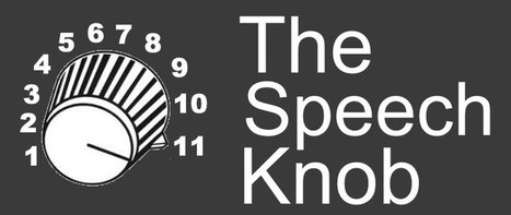 The Speech Knob: SMART Board | IWBs | Scoop.it