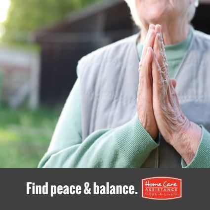 Elderly Tips for Mediating | Home Care Assistance of Grand Rapids | Scoop.it