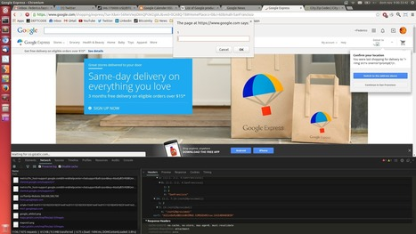 Disclosure: Stored XSS in Google Shopping Express | H4x0r5 Playground | Scoop.it