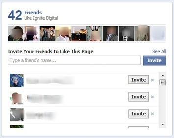 5 Easy Ways to Get Facebook Likes | Digital-News on Scoop.it today | Scoop.it