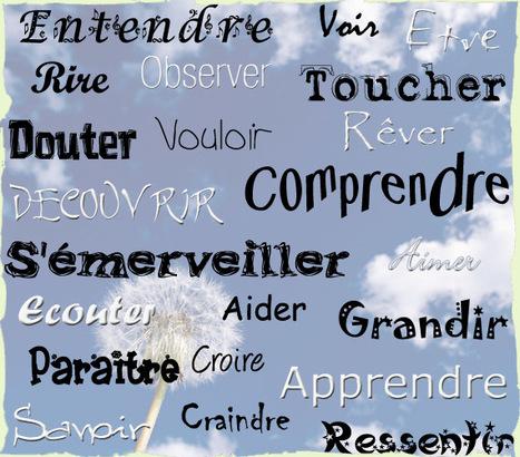 Exercice de français - Le Conjugueur   Ecrire avec les TICE en FLE-FLS   Scoop.it