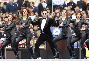 """Psy Style"" scores as Gangnam rapper readies new song 