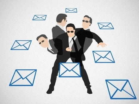 How Effective People Handle Email | The Second Mile | Scoop.it