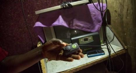 Les Africains payent leur kit solaire à crédit via leur mobile   Innovative Financing & Climate Change   Scoop.it