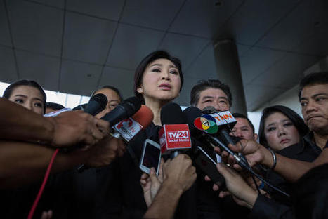 Ex-Thai premier fined $1bn over rice subsidy scheme- Nikkei Asian Review | Thai NEWS | Scoop.it