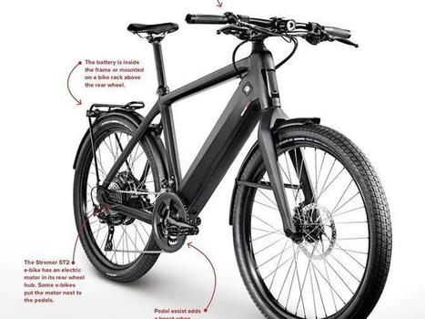 Electric Boost puts E-Bikes on the Fast Track | IV Technology Las Vegas | Scoop.it