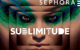 Une campagne d'affichage déroutante pour Sephora | Luxe by Kitty | Scoop.it