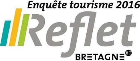 Le Comité Régional du Tourisme Bretagne lance une grande enquête touristique « REFLET »   So' Saint-Quay-Portrieux   Scoop.it