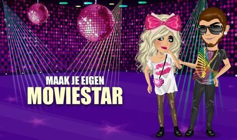 MovieStarPlanet - Fame, Fortune and Friends. | madgames | Scoop.it