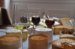 Avis à tous les gourmands : ce week-end : c'est pain + vin + fromage à Beaune | The Voice of Cheese | Scoop.it