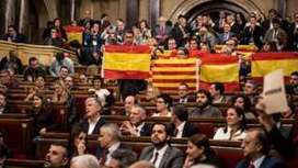 Catalonia vows to continue independence bid despite court ruling - BBC News | AC Affairs | Scoop.it