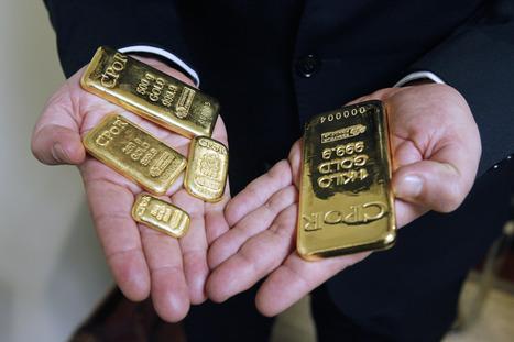 NAVIGOLD – Le trésor des lingots d'or devrait en partie revenir à la RATP | Veille de Black Eco | Scoop.it
