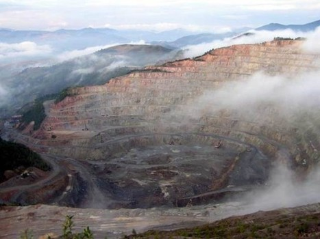 Comment | Europe's Ecological Time Bomb: Rosia Montana Gold Mine in the Hills of Romania | Save Rosia Montana | Scoop.it