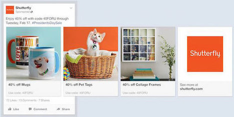 7 Tips for Facebook Dynamic Product Ads | Facebook for Business Marketing | Scoop.it
