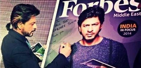 X-Men Film director rates Shah Rukh as his favorite | watch pakdramas | Scoop.it