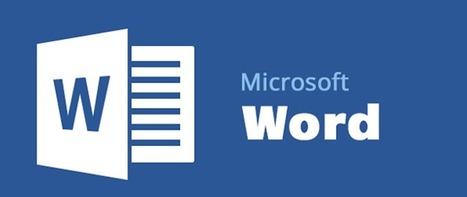 Microsoft Word para iPad y iPad Mini - App del Día de iPadizate - iPadizate   Office a full   Scoop.it