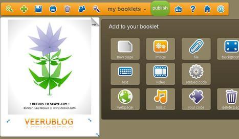 Simplebooklet. Creer facilement des flipbooks et brochures en ligne   Time to Learn   Scoop.it
