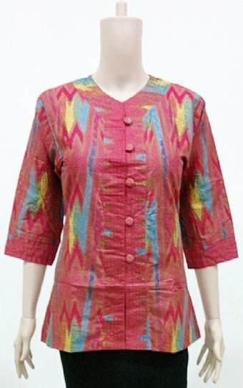 Blus Batik Ayumi Rang Series BW698 | Toko Online Batik Ganitri | mischaYY | Scoop.it