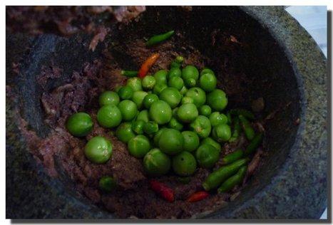 เมนูอาหาร : น้ำพริกกะปิ | อาหาร เมนูอาหาร เครื่องดื่ม Siam Cofe | Siamcofe | Scoop.it