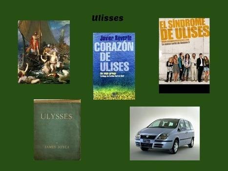 Referents d'Ulisses | Aracne fila i fila | Referentes clásicos | Scoop.it