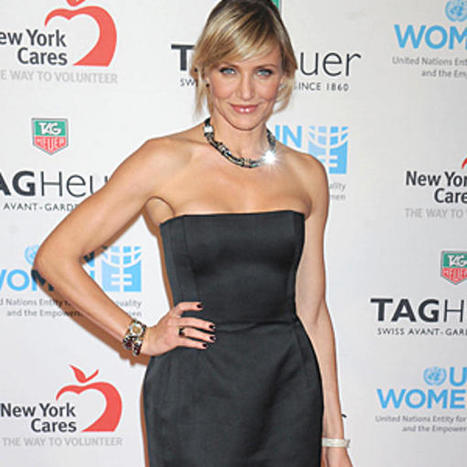 Fashion Faceoff: Cameron Diaz vs. Michelle Pfeiffer | IslamicNewFashion | Scoop.it