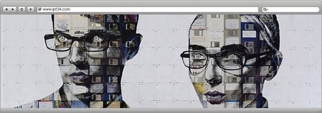 Technologie obsolète transformé en art | Création de site internet Montpellier | Scoop.it