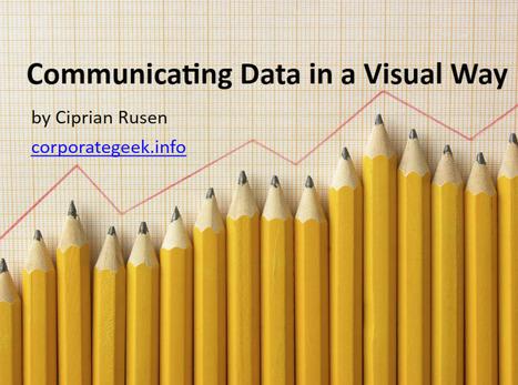 Communicating Data in a Visual Way | Bioinformatics Training | Scoop.it