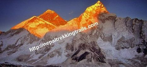 Pin by Nepal trekking and tour operator and tour operator on Everest Base Camp Trekking | Pinterest | Nepal Trekking Trails | Scoop.it