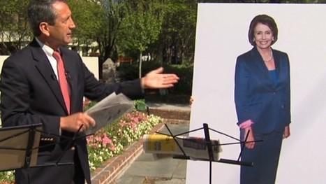 Sanford focused on Pelosi in run up to vote | Gov & Law jamie | Scoop.it