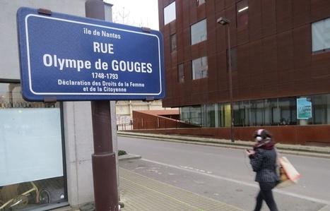 Nantes: Cinq nouvelles voies de l'île de Nantes porteront des noms de femmes | Un monde de Fameuses | Scoop.it