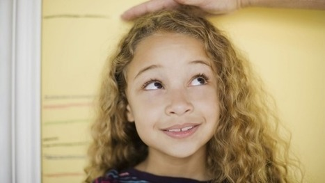 How tall will your child be? A simple formula can predict height | Anthropometry and Kinanthropometry | Scoop.it