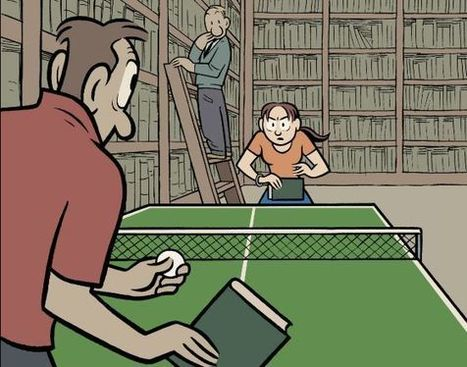 Ideas para bibliotecas en crisis | Cosas con palabras | Scoop.it