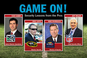 Game On!: How the Pros Secure Facilities, Manage Risk and Protect the Brand   SPORTS FACILITY MANAGEMENT 4084258   Scoop.it