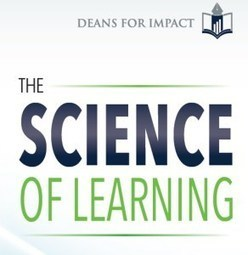 The science of learning | Chemed | Chemistry Education | Scoop.it