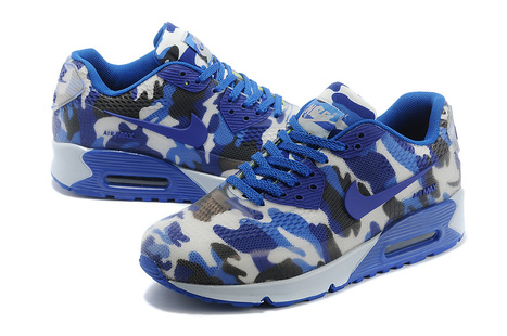 Nike Air Max 90 Camo Blue for Sale Online | Nike Basketball Shoes New Release | Scoop.it