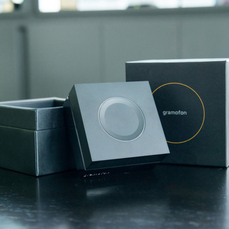 Fon Launches Gramofon, A Router With Facebook And Spotify Built-In | TechCrunch #midem | New Music Industry | Scoop.it