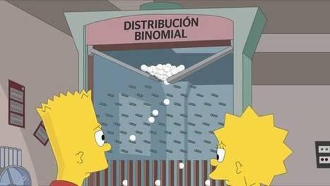 Los 10 mejores momentos matemáticos de 'Los Simpson' | GUSTOKO ARTIKULUAK | Scoop.it