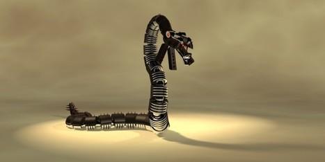 How Eel Drones Will Turn The Tide On Underwater Warfare | Vloasis sci-tech | Scoop.it