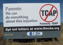 Opt Out Movement Gains Steam | On Learning & Education: What Parents Need to Know | Scoop.it