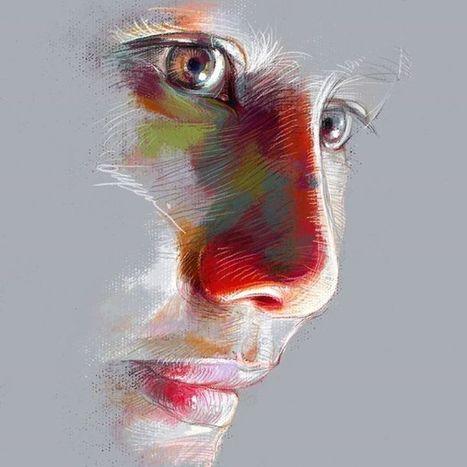 Bayani Artist Portrait Sketches | Reflejos | Scoop.it