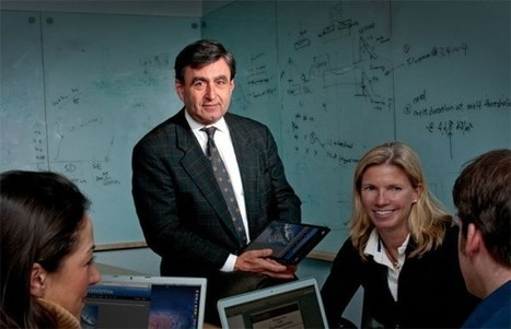 Eric Mazur on new interactive teaching techniques | Harvard Magazine Mar-Apr 2012 | E-Learning and Online Teaching | Scoop.it